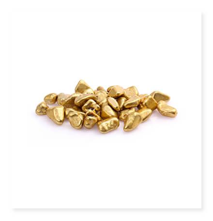 Altın Çakıl Taşı Draje