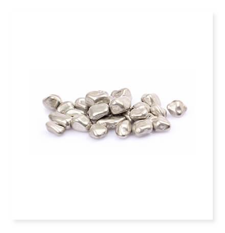 Gümüş Çakıl Taşı Draje