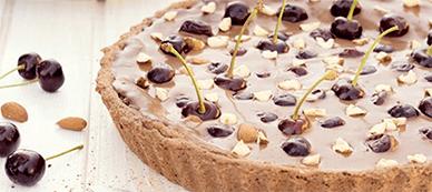 Sütlü Çikolatalı Tart Tarifi